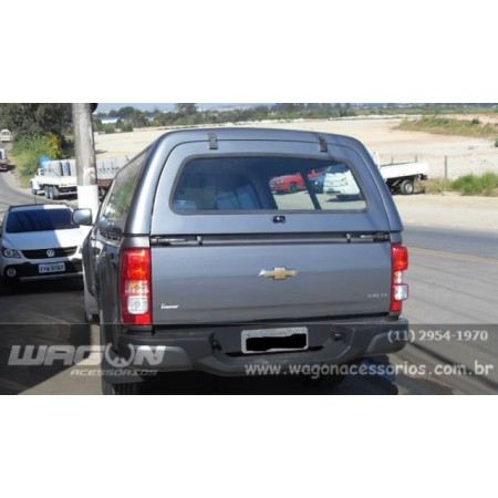 CAPOTA DE FIBRA S10 CAB. SPLS 12/