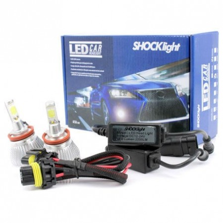 LAMPADAS LED H11 HEADLIGHT