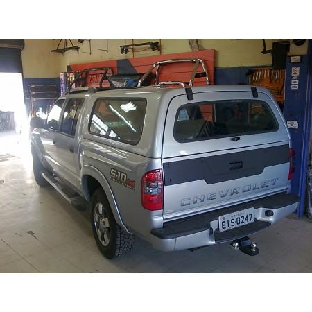 CAPOTA DE FIBRA S10 CAB. DUPLA /11